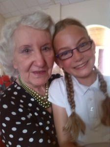 A superb performance by the Goxhill Primary School year 6 class in a gala performance of 'Olivia'. Madeleine did really well and Great Grandma was thrilled to be there too.