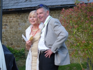 Festivity - Happy Fiftieth Wedding Anniversary to Rick and Anne Shortle