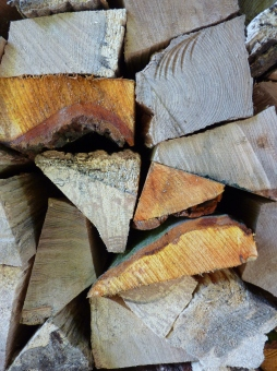 Just a lovely photo of some of our logs.