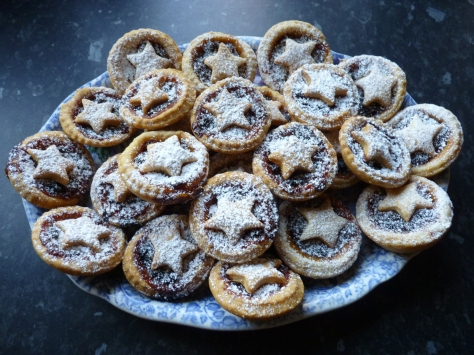 Mince pies - say no Mo, Mo, More!