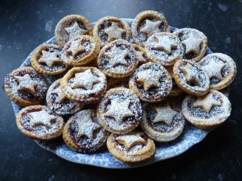Mince pies - say no Mo, Mo, More!