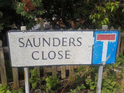 Saunders Close